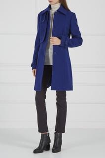 Синее пальто Daniele Alessandrini