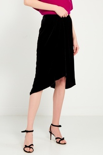 Бархатная юбка Isabel Marant