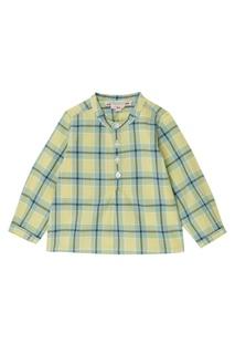 Рубашка в клетку Bonpoint