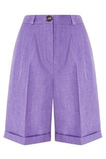 Фиолетовые бермуды Kuraga