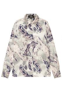 Блуза с цветочными мотивами КАТЯ ДОБРЯКОВА