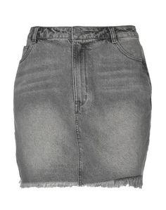 Джинсовая юбка Obey