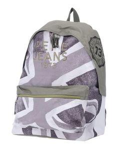 Рюкзаки и сумки на пояс Pepe Jeans 73