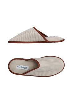 Домашние туфли E.Marinella