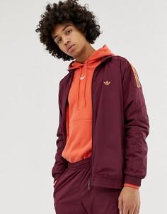 Спортивная куртка adidas Originals Flamestrike - Красный