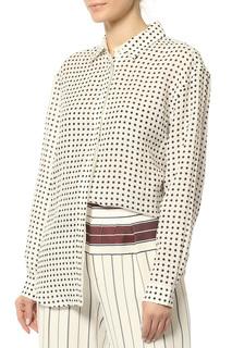 024475d01be Купить женские блузки Burberry в интернет-магазине Lookbuck