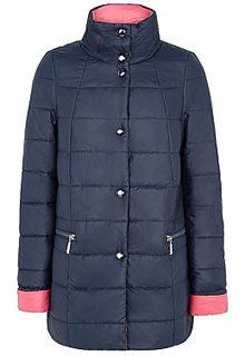 Стеганая куртка на синтепоне Elema