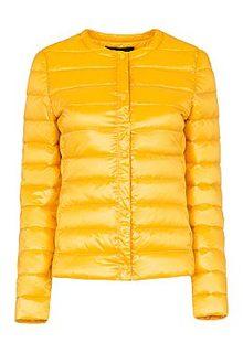 куртка на натуральном пуху La Reine Blanche