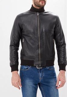 Куртка кожаная Selected Homme