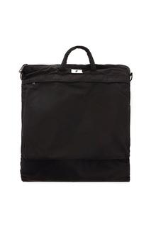 Нейлоновая черная сумка Fw Dlab