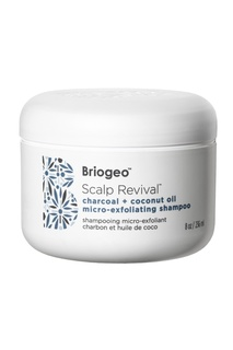 Scalp Revival Charcoal Микро - отшелушивающий шампунь Уголь + Кокосовое Масло, 236 ml Briogeo