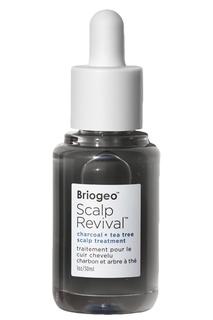 Scalp Revival Charcoal Средство для ухода за кожей головы - Уголь + Чайное дерево, 30 ml Briogeo