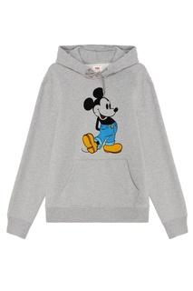 Серое худи Levis® х Disney © Mickey Mouse