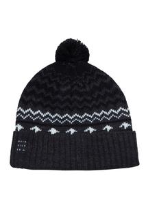 Серая шапка Nash Quiksilver