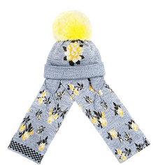 Комплект: шапка, шарф Gakkard для девочки