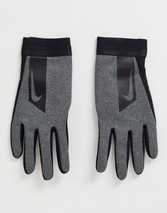 Серые перчатки Nike Football Academy Hyperwarm GS0373-071 - Серый