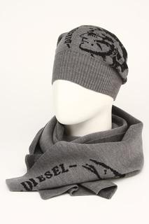 Шарф, шапка Diesel