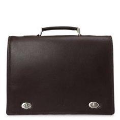 Портфель GERARD HENON 2537 темно-коричневый