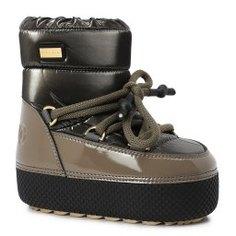 Ботинки JOG DOG 01405R серо-коричневый