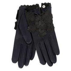 Перчатки AGNELLE RIC_JOSIEFLEUR темно-синий