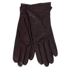 Перчатки AGNELLE RIC_NADEGE/S темно-фиолетовый