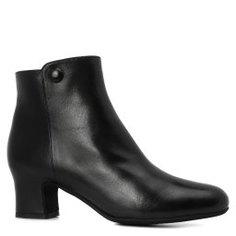 Ботинки PAS DE ROUGE 1924 черный