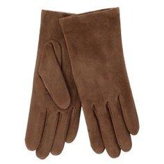 Перчатки AGNELLE INESSUED/A серо-коричневый