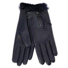 Перчатки AGNELLE MARINA/L темно-синий