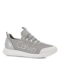 Кроссовки CALVIN KLEIN RON серебряный