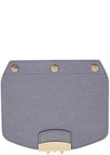 Кожаный съемный клапан к основе для сумки Metropolis Furla