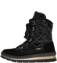 Зимние ботинки с металлическим декором Walker Nano Jog Dog