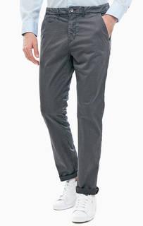 Хлопковые брюки чиносы с карманами Guess