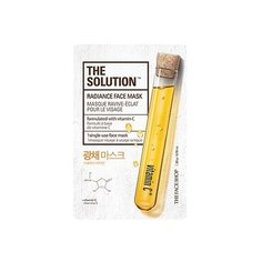 TheFaceShop маска The Solution