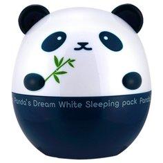 Tony Moly ночная маска Pandas