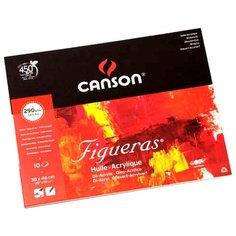 Альбом для масляных красок Canson