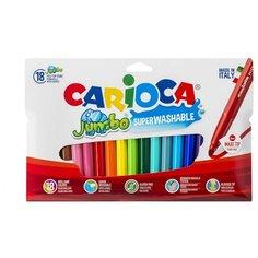 Carioca Фломастеры Jumbo 40566