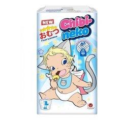 Maneki подгузники Chibi-neko L