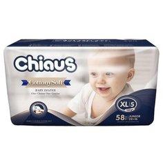 Chiaus подгузники Cottony Soft