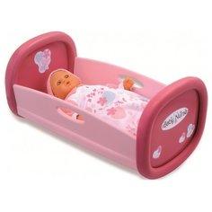 Smoby Кроватка для куклы Baby
