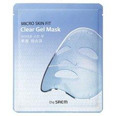 The Saem гидрогелевая маска