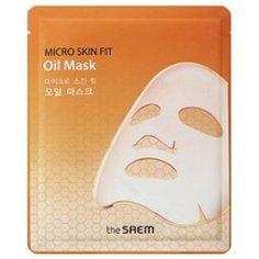 The Saem биоцеллюлозная маска