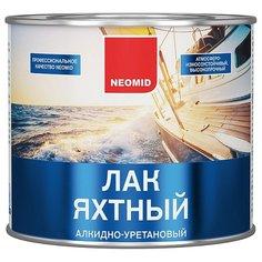 Лак NEOMID Yacht полуматовый
