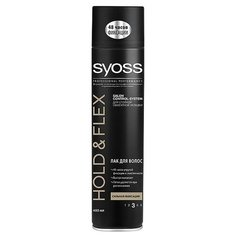 Syoss Лак для волос Hold & flex