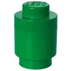 Контейнер LEGO 1 Knob Round