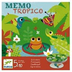 Настольная игра DJECO Тропики