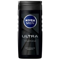 Гель для душа Nivea Men Ultra
