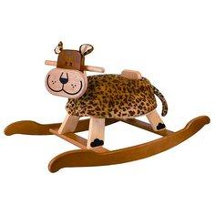 Качалка Im Toy Леопард 87340