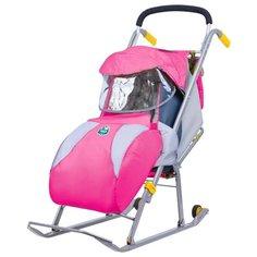 Санки-коляска Nika Ника Детям 1