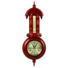 Термометр БРИГ+ М-01 с часами