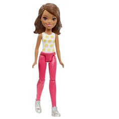 Мини-кукла Barbie В движении 11